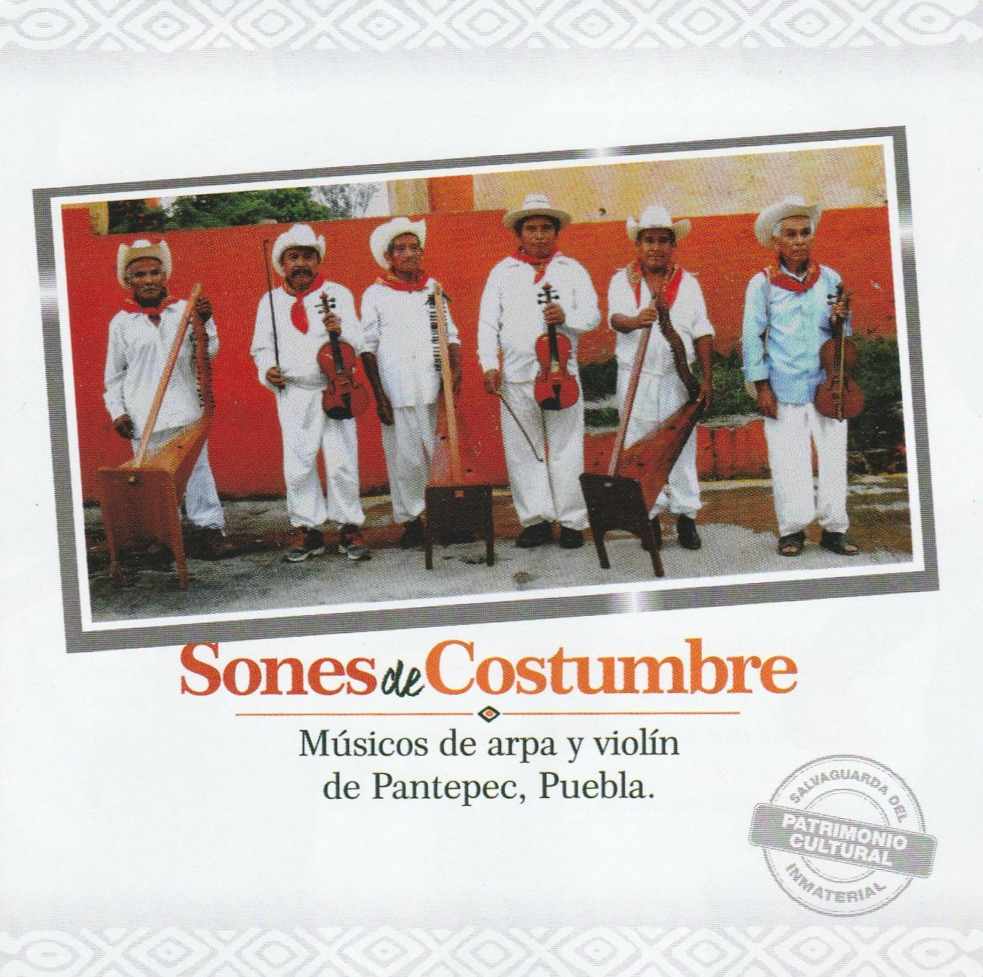 Los sones de costumbre de arpa y violín de los totonacos  de la Huasteca Poblana